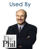 Used by Dr. Phil
